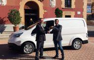 El Ayuntamiento de Redován pone al servicio de la Brigada de Servicios Municipales un coche eléctrico