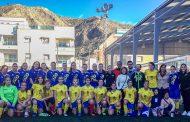 Igualdad colabora con el Club de Fútbol Femenino Uryula a través de una nueva equipación
