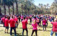 Más de 600 participantes compitieron en la octava jornada de Deporte Adaptado celebrada en Orihuela