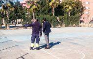 El Ayuntamiento acondiciona las instalaciones deportivas del barrio de San Pedro