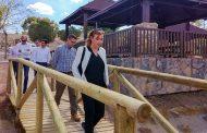 El área recreativa de La Pedrera recupera su imagen tras un proyecto de rehabilitación integral