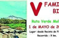 Molins celebra 1 de mayo la V edición de Family Bike-Ruta Verde