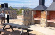 El Ayuntamiento reabre la Zona Recreativa de La Pedrera tras las actuaciones de mejora