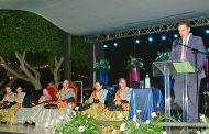 Arrancan las fiestas de Benejúzar con la lectura del Pregón y la Exaltación de Mañas