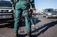 Arrestada una conductora ebria y sin carné por atropellar a un ciclista en Bigastro