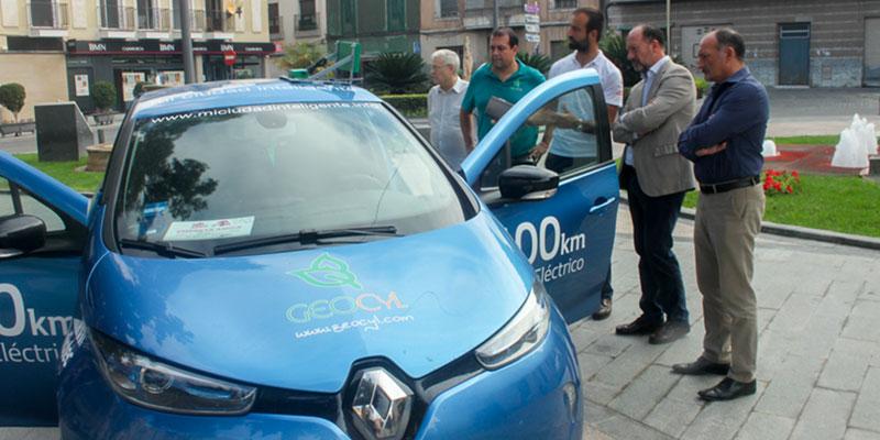 Orihuela desarrolla las primeras iniciativas del proyecto de Ciudad Inteligente