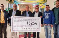 La carrera solidaria de San Bartolomé recauda más de 1.500 euros para una asociación contra el Alzheimer