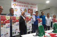 Molins celebra el próximo 3 de diciembre la IV edición de la Carrera del Pavo y Papá Noel
