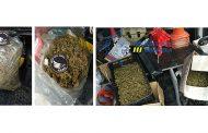 La Policía detiene a dos personas en Orihuela por  delitos de robo, y por cultivo y tenencia de marihuana