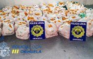 La Policía Local detiene a siete personas acusadas de robar 1.200 kilos de naranjas en La Matanza