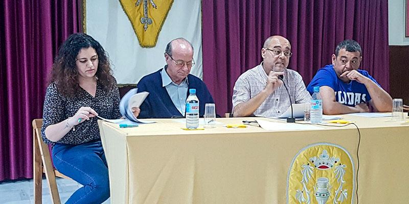 Francisco José Costa Fraile renueva la presidencia de La Samaritana por otros cuatro años