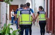 La Policía Nacional desmantela en Orihuela un punto negro de venta de drogas