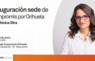 Compromís por Orihuela inaugura sede comarcal con la presencia de Mónica Oltra