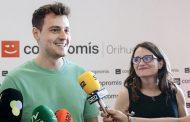 Un oriolano y una alicantina compartirán la portavocía del partido de Mónica Oltra en la provincia