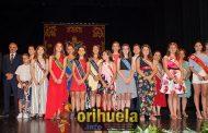 Las Fiestas de Moros y Cristianos de Orihuela arrancaron oficialmente anoche con la Exaltación Festera