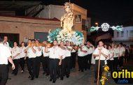Arneva celebra sus fiestas en honor a la Virgen del Carmen