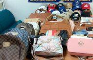 Arrestado un senegalés en Orihuela por venta de productos falsificados