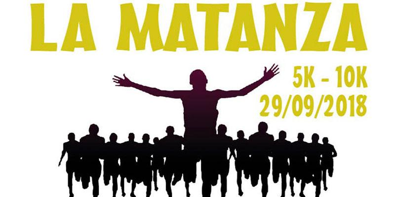 La III Carrera y Marcha Popular de La Matanza se desarrollará el próximo 29 de septiembre