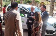El Ayuntamiento recibe un nuevo vehículo para ILDO