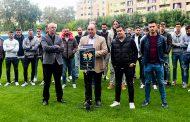 Deportes y el Orihuela CF presentan la nueva campaña #TodosSomosOrihuela