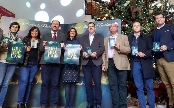 """""""Orihuela ilumina tu Navidad"""" con una programación que recoge más de un centenar de actividades"""