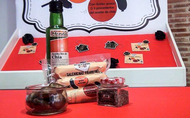 Una salchicha ahumada elaborada con castaña, chía y magros de pollo y cerdo gana el concurso alimentario