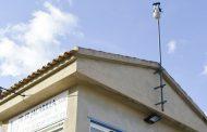 Meteorihuela sigue creciendo con un nuevo observatorio meteorológico en Jacarilla