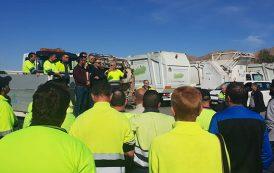 Los funcionarios de Limpieza Viaria amenazan con ir a una huelga indefinida