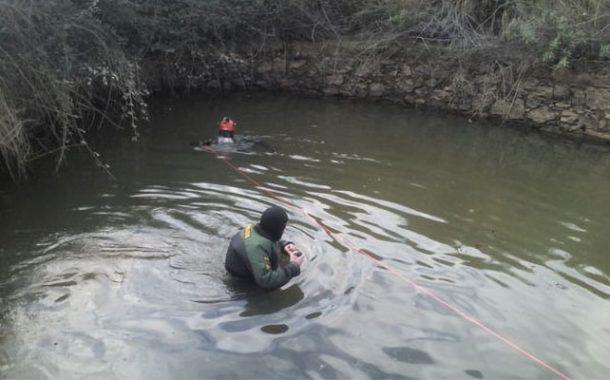 Hallado el cadáver de un hombre sumergido en un canal de Orihuela