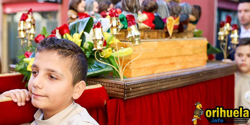 Fotos de la Procesión de Semana Santa del Colegio del Carmen