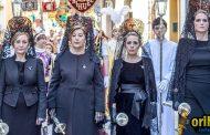Fotos de la Procesión de 'Las Mantillas' 2019