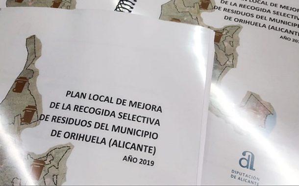 Limpieza Viaria finaliza la redacción del plan municipal