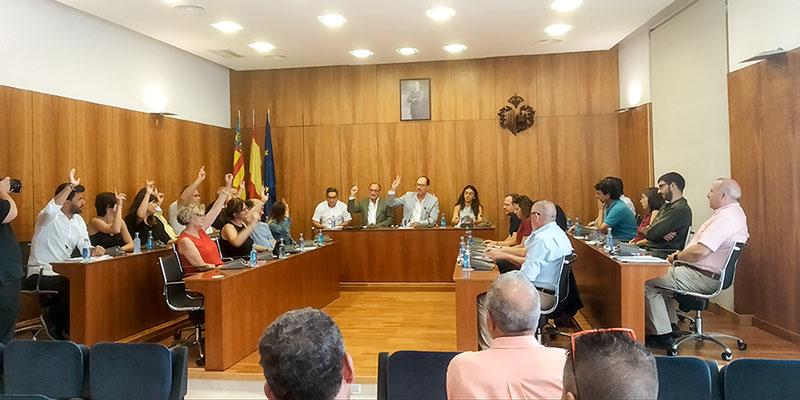 El Grupo Municipal del Partido Popular saca adelante su propuesta de subirse los sueldos