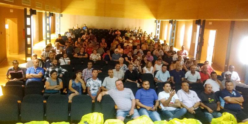 El Ayuntamiento de Orihuela contrata a 121 desempleados agrícolas