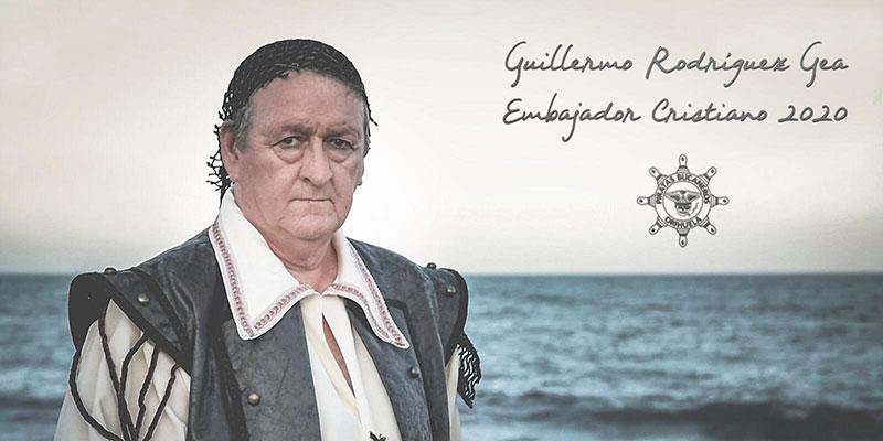 [FOTOS] Guillermo Rodríguez Gea será el Embajador Cristiano 2020 por la comparsa Piratas Bucaneros