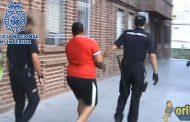 [VIDEO] Desarticulado un punto negro de venta de droga al menudeo en Orihuela