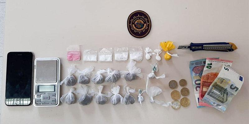 La Policía Local detiene a tres personas por presunto tráfico de drogas en dos sábados