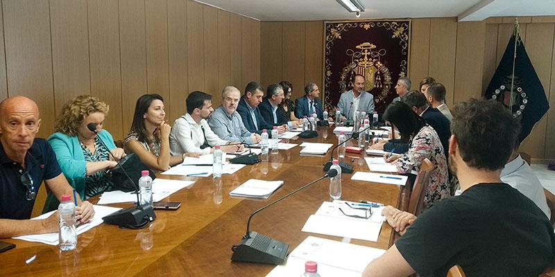 Orihuela acoge el III Foro de la Red Europea de Celebraciones de la Semana Santa y Pascua