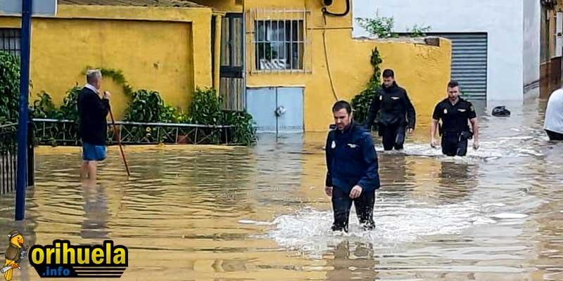 Las ayudas por daños por el temporal ya se pueden solicitar desde hoy