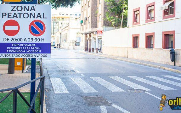 El Ayuntamiento rectifica y adapta el horario de peatonalización los fines de semana para facilitar el acceso a los comercios
